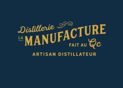 Distillerie la Manufacture